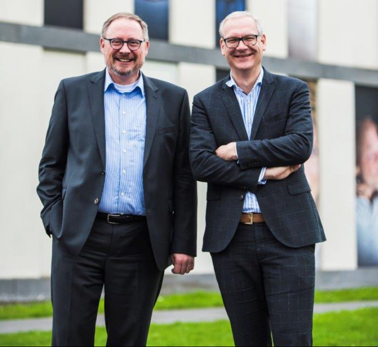 Jan Cobbenhagen (InSciTe) en Tys van Elk (LIOF) over de succesfactoren van Limburg's innovatieve vermogen