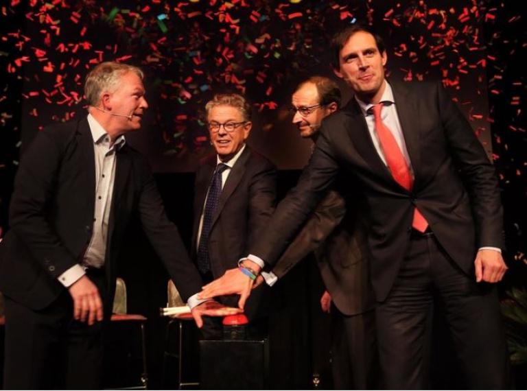 De lancering van Invest-NL op 16 januari 2020